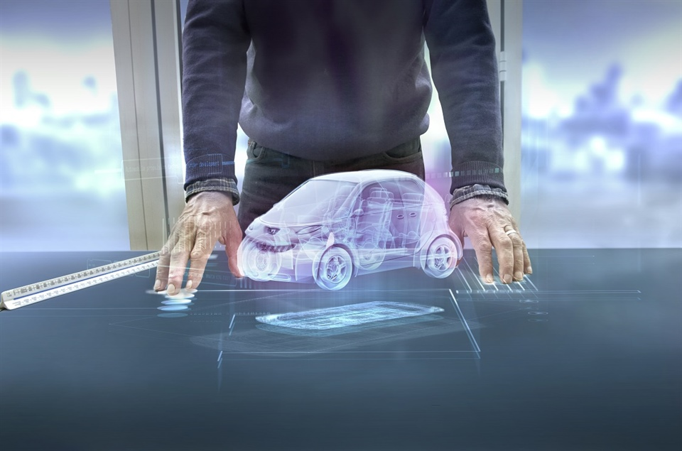 The future of automotive: driven by people, powered by digital
